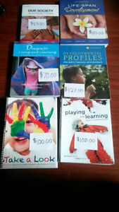Selling Early Childhood Education Textbooks.