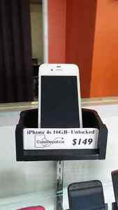 Iphone 4s 16GB Excellent Condition Unlocked 90 day warranty