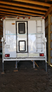11 Foot Overhead Truck camper for sale