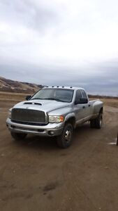 2003 dodge Dually 6 speed