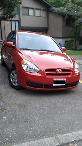 2009 Hyundai Accent Manual 2 Door Hatchback