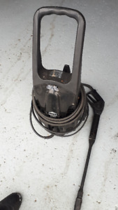 used but 100% working cond. JOBMATE 1600 Electric Power Washer