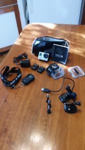 GO PRO 3 BLACK EDITION WILLING TO TRADE FOR DIGITAL CAMERA