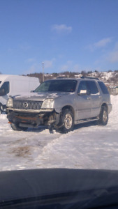 2006 Mercury Mointaineer/Ford Explorer 5R55S (Parts Vehicle)