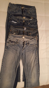 Womens Silvers jeans