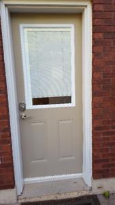 3 Man Doors for sale + double front door