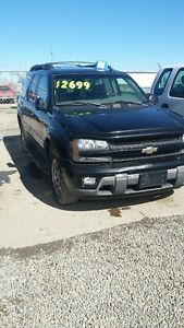 2005 Chevrolet Trailblazer SUV, Crossover
