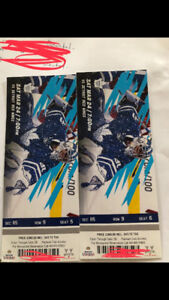 Toronto Maple Leafs Vs Red Wings - 2 Ticks March 24/18