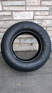 REDUCED! 4 Bridgestone Dueler A/T tires, Mags/5th avail too!
