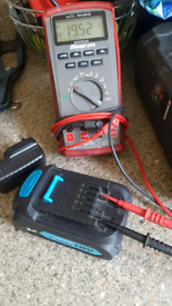 McAlister 18v li ion battery and charger £15.00 ONO