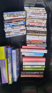 DVDs/ books for sale