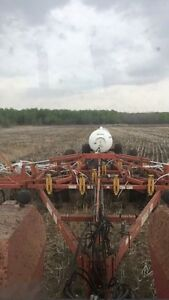 Anhydrous Cultivator