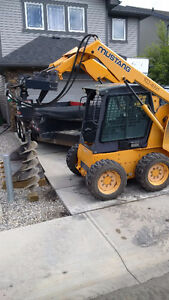 Post Hole Services - Airdrie, N. Calgary, Cochrane