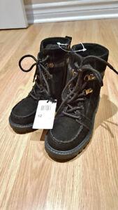 Brand NEW, MINT  Children's Size 12 Black, Winter Boots!!!