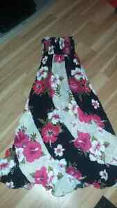 Gorgeous strapless Summer Dress Brand NEW 20$