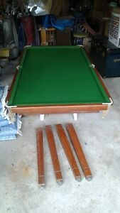 3' x 6' Pool Table