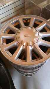 Wheel Rims  .. Set of Four .. $50 Firm Belleville Belleville Area image 2
