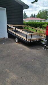 **REDUCED** Utility trailer