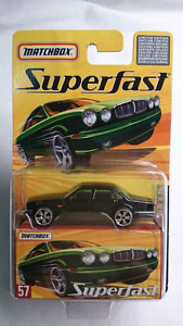 MATCHBOX SUPERFAST DIE CAST #57 JAGUAR XJ6 MINT!!