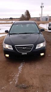 2010 Hyundai Sonata Sport