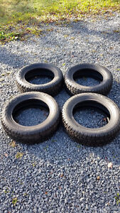 4 Hercules Avalanche X-treme winter tires 195/60/15 great shape