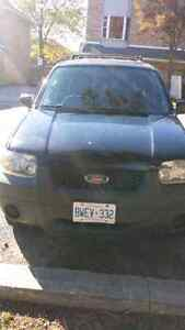 2006 ford escape  Cambridge Kitchener Area image 3