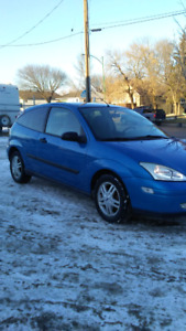 2000 FORD FOCUS ZX3!!!