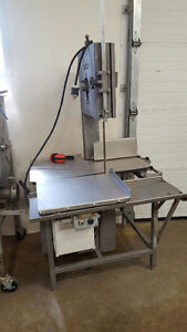 Industrial Meat Band Saw