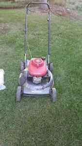 Honda HRS216PKC Lawnmower. Fully Serviced. Kawartha Lakes Peterborough Area image 2
