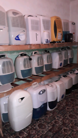 DEHUMIDIFIER S ALL IN EXCELLENT WORKING CONDITION SEE PHOTOS PLEASE