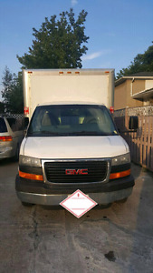 2007 GMC commercial truck