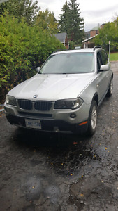selling my 2007 bmw x3