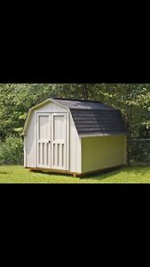 Wanted  Shed/Baby Barn