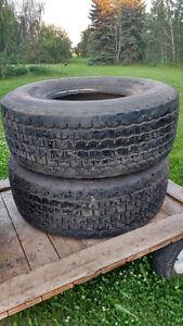 425/65R22.5 Goodyear G286 Steer Tires