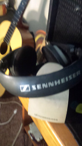 Sennhieser headphones