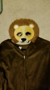Lion costume adult XL