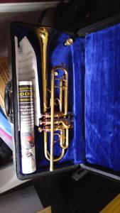 Andre Bardot Trumpet