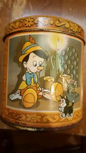 Pinocchio Coin Bank