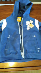 Two jackets size 3T