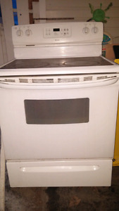 Free fridge and stove and toilet for parts