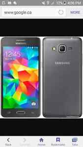 Good condition Samsung Grand Prime- 110$ comes with case