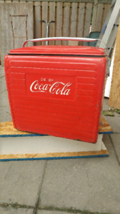 1950s Coca-Cola Coke Cooler