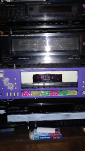 3 Amos 1,5 disc Sony CD changer