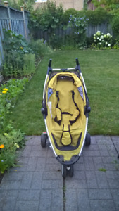 Quinny Zapp Stroller with Travel bag in good condition
