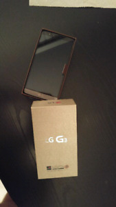 LG G3 in perfect condition