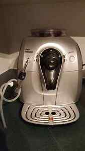Machine à espresso - Saeco XSMALL Plus HD8745/47 Silver