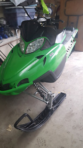 2009 m8 arctic cat