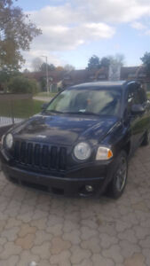 2009 Jeep Compass 4 Dr North SUV, Crossover