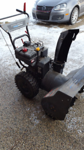 SnowBlower - Hardly Used