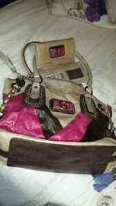 Brand new guess purse with wallet